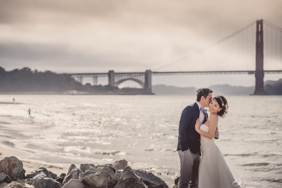 海外婚紗|OVERSEA SAN FRANCISCO PREWEDDING 舊金山婚紗|sosi婚紗