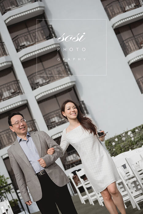 海外婚禮 | OVERSEA Los Angeles The London West Hollywood 婚禮攝影 I|sosi婚紗