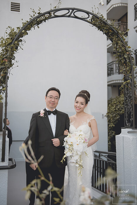 海外婚禮 | OVERSEA Los Angeles The London West Hollywood 婚禮攝影 II|sosi婚紗