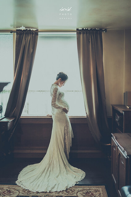 sosiwedding207 - MATERNITY 麻豆 小藍 孕婦寫真 |SOSI婚紗