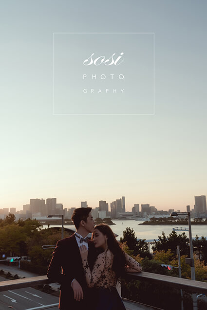 海外婚紗 | OVERSEA  JAPAN PRE-WEDDING 日本東京 海外婚紗攝影 | sosi婚紗